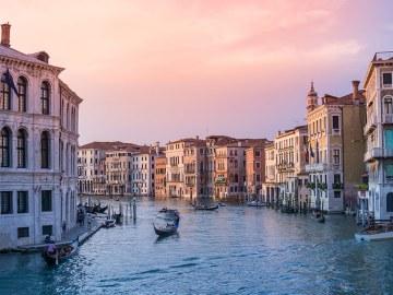 Reisen nach Venedig