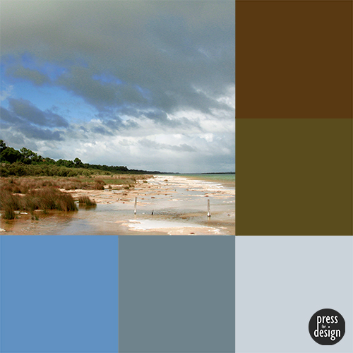 Tuesday Colour Inspiration: Yalgorup National Park