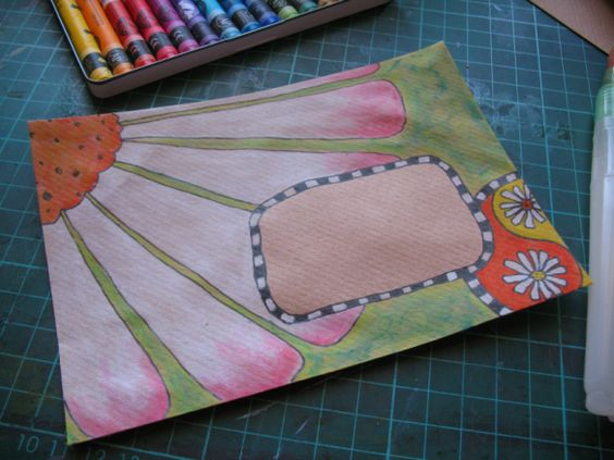 Projects to join in with: Mail Art Call – What do you love about where you live?
