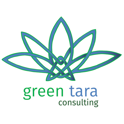 Logo design for Green Tara Consulting