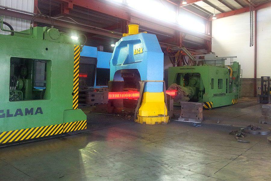 Press Forge Company Paramount Ca