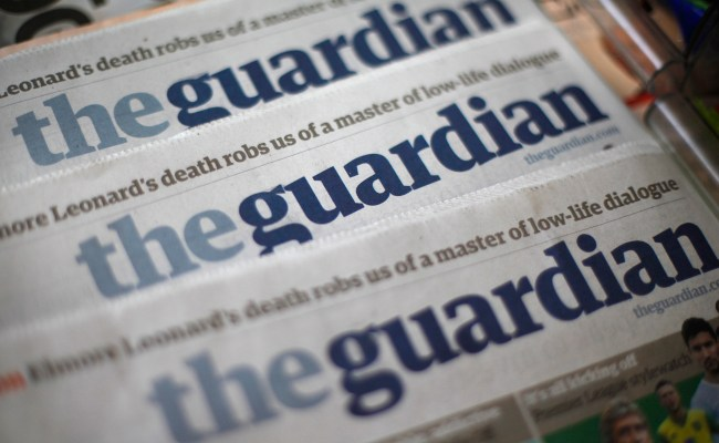 Foi Request Reveals The Guardian Is Most Popular Newspaper