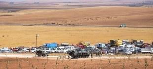 Kobani'nin kaderi bu tepede!