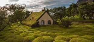 Doğanın içindeki evler!