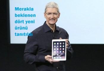 Apple'ın merakla beklenen yeni ürünleri