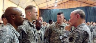 ABD Kuvvetleri Irak Birliklerini Eğitmeye Başladı!