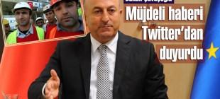 Libya'da kaçırılan Türkiyeli işçiler serbest!