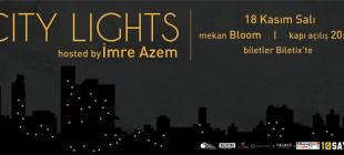 """""""City Lights"""" Kısa Film etkinlikleri 18 Kasım'da!"""