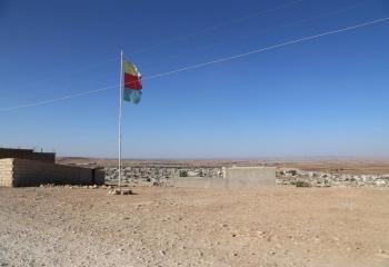 Miştenur Tepesi YPG kontrolüne geçti!