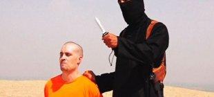 IŞİD, gazetecinin naaşını satışa çıkardı!