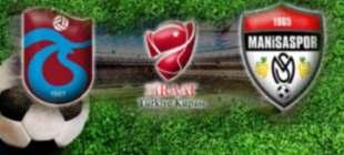 Trabzonspor Manisaspor maçı hangi kanalda?