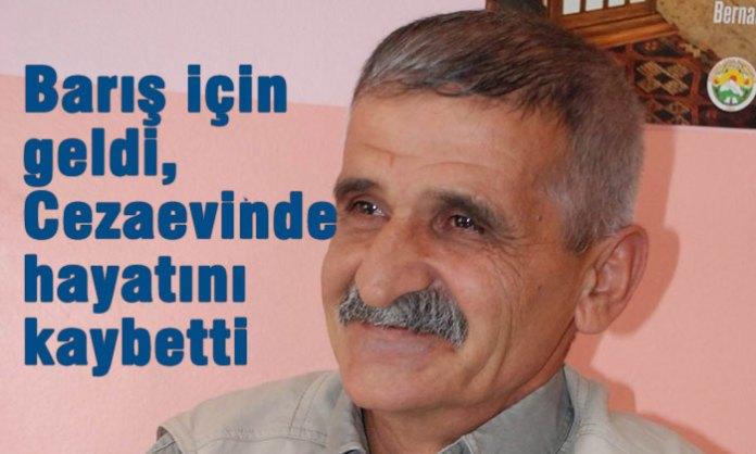 Barış Grubu üyesi olarak 2009'da Türkiye'ye giden Lütfü taş, Diyarbakır D Tipi Kapalı Cezaevi'nde yaşamını yitirdi. Kürt Halk Önderi Abdullah Öcalan'ın çağrısı üzerine 2009'da yılında Kandil'den Türkiye'ye giden Barış Grubu'nda yer alan Lütfü Taş, 2010 yılında hakkında