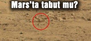 Mars'tan gelen fotoğrafta inanılmaz ayrıntı