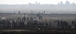 5 yılda sınırda 110 kişi vurularak öldü!