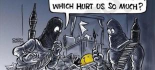 Sosyal medya'da Charlie Hebdo saldırısı!