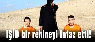 IŞİD elindeki iki japon rehineden birini infaz ettiğini duyurdu
