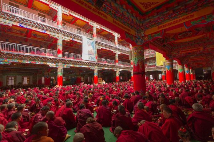 Larung Vadisi - Tibet (17)