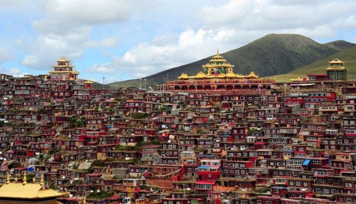 Larung Vadisi - Tibet (9)