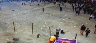 Batman Newroz'una polis müdahalesi