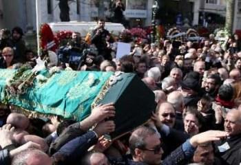 Koca Çınar Yaşar Kemal, Anadolu'nun İnce Memed'i son yolculuğuna uğurlandı