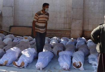 İştebrak'ta Alevi Katliamı devam ediyor