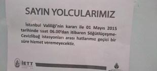 1 Mayıs'ın Taksim'de kutlanmaması için İstanbul'un fişi çekildi, İngiltere uyardı!