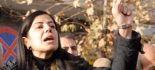 """PKK komutanından Ayla Akat Ata'ya mesaj """"Tarihi doğru öğren"""""""
