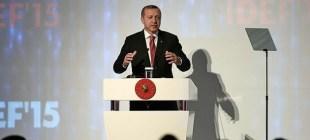 Cumhurbaşkanı Erdoğan Davutoğlu'nun seçim sloganını çok sevmiş