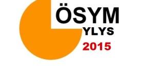 YLYS 2015 Kontenjanları belli oldu