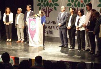 HDP Diyarbakır'da seçim startını verdi!