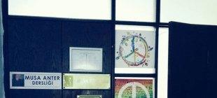 'Musa Anter' dersliği Ankara İlef'te açıldı