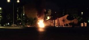Yüksekova'da şiddetli patlamalar devam ediyor