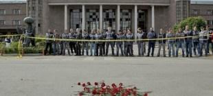 Ankara Gar Meydanı'nın yeni ismi Demokrasi Meydanı