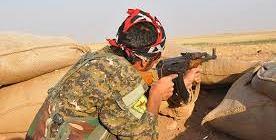 Kobane'nin doğusuna yapılan saldırı'yı YPG durdurdu!