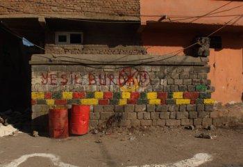 Polis'ten Sur halkına JİTEM mesajı: 'Yeşil Burada'