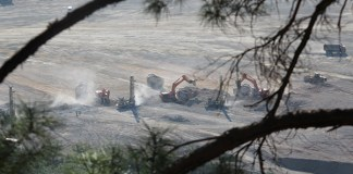 Akkuyu Nükleer Santrali'nin inşaatı durduruldu