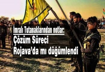 Öcalan: Suriye devleti içinde Kürtleri asla eritmeyeceğiz