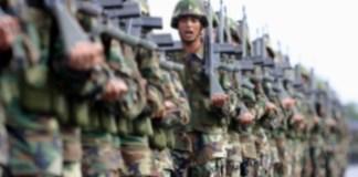 İstifa eden askerler