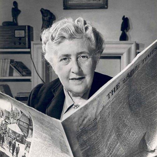 Agatha Christie (1890 - 1976)