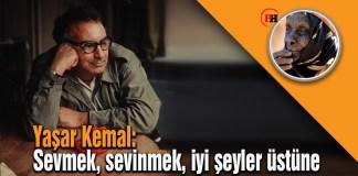 Yaşar Kemal: Sevmek, Sevinmek, İyi Şeyler Üstüne