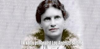 İlk kadın psikanalist, Lou Andreas-Salomé, Kadın,