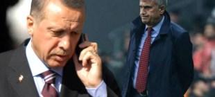 Erdoğan, Şenol Güneş'i Arayarak Tebrik Etti