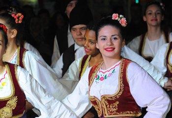 '7. Çocuk Halk Dansları Festivali' bugün başlıyor
