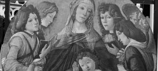 Botticelli'nin 'Narlı Madonna'sı: Replika sanılan  tablo orijinal çıktı