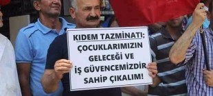 CHP'den kıdem tazminatı teklifi!