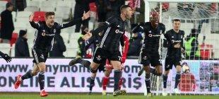 Demir Grup Sivasspor: 1 – Beşiktaş: 2