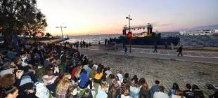 Günbatımı Konserleri  ile sahil renklenecek
