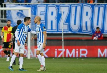 Göztepe: 0 – Büyükşehir Belediye Erzurumspor: 1