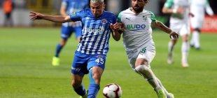 Kasımpaşa: 1 – Bursaspor: 1