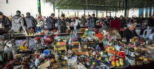 Geçmişe düşkünlerin buluşma noktası: Ayrancı Antika Pazarı